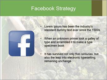 Green Tea PowerPoint Template - Slide 6