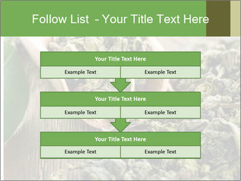 Green Tea PowerPoint Template - Slide 60