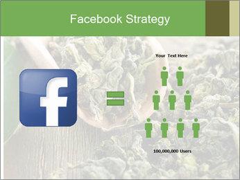 Green Tea PowerPoint Template - Slide 7