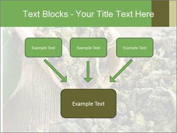 Green Tea PowerPoint Template - Slide 70