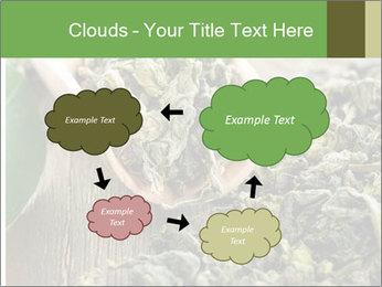 Green Tea PowerPoint Template - Slide 72