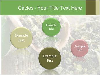 Green Tea PowerPoint Template - Slide 77
