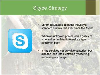 Green Tea PowerPoint Template - Slide 8