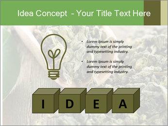 Green Tea PowerPoint Template - Slide 80