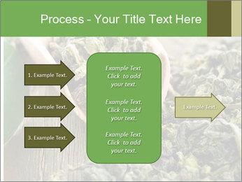 Green Tea PowerPoint Template - Slide 85