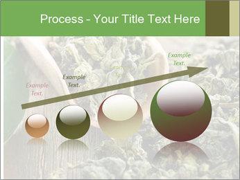 Green Tea PowerPoint Template - Slide 87