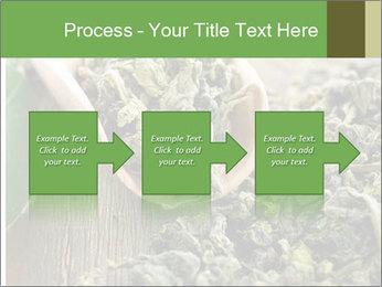 Green Tea PowerPoint Template - Slide 88