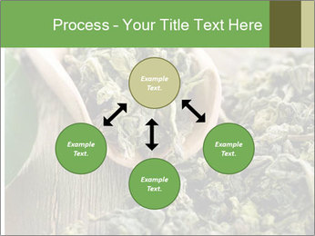 Green Tea PowerPoint Template - Slide 91