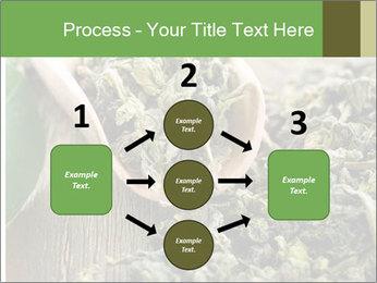 Green Tea PowerPoint Template - Slide 92