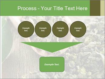 Green Tea PowerPoint Template - Slide 93