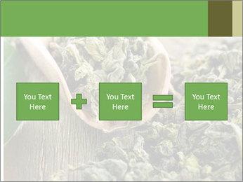 Green Tea PowerPoint Template - Slide 95