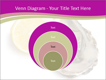 Oyster and lemon PowerPoint Template - Slide 34