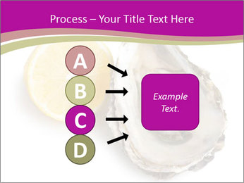 Oyster and lemon PowerPoint Template - Slide 94