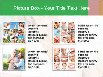 Happy mature PowerPoint Templates - Slide 14