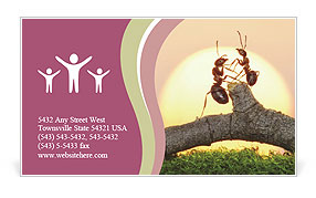 0000091838 Business Card Template