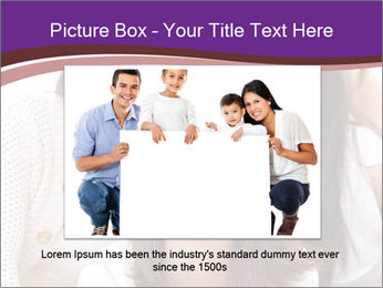 Group smiling PowerPoint Template - Slide 15