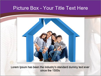 Group smiling PowerPoint Template - Slide 16