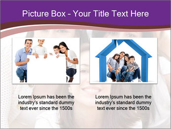 Group smiling PowerPoint Template - Slide 18