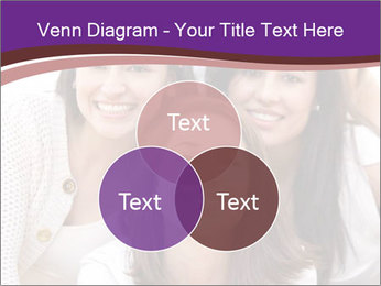 Group smiling PowerPoint Template - Slide 33