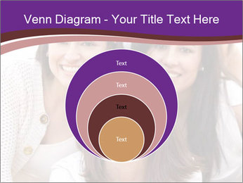 Group smiling PowerPoint Template - Slide 34
