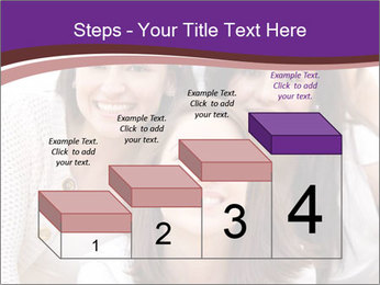 Group smiling PowerPoint Template - Slide 64