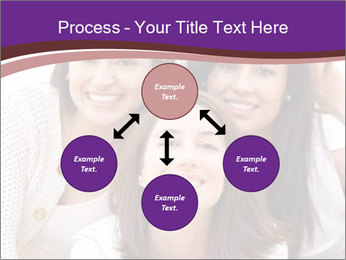 Group smiling PowerPoint Template - Slide 91