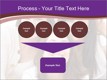 Group smiling PowerPoint Template - Slide 93