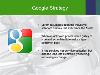 Stacked saucpans PowerPoint Template - Slide 10