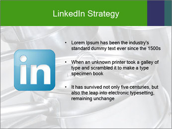 Stacked saucpans PowerPoint Template - Slide 12