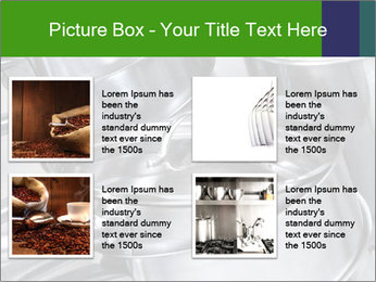 Stacked saucpans PowerPoint Template - Slide 14