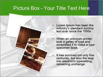 Stacked saucpans PowerPoint Template - Slide 17