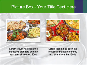 Stacked saucpans PowerPoint Template - Slide 18