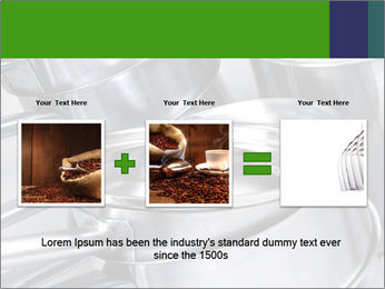 Stacked saucpans PowerPoint Template - Slide 22