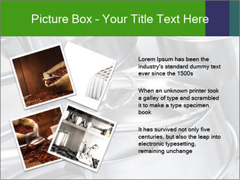 Stacked saucpans PowerPoint Template - Slide 23