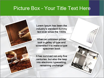 Stacked saucpans PowerPoint Template - Slide 24