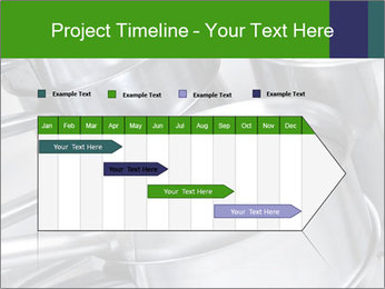 Stacked saucpans PowerPoint Template - Slide 25