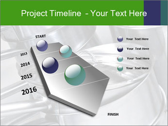 Stacked saucpans PowerPoint Template - Slide 26