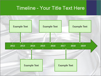 Stacked saucpans PowerPoint Template - Slide 28