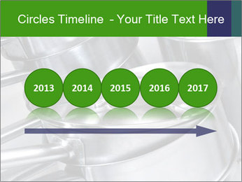 Stacked saucpans PowerPoint Template - Slide 29