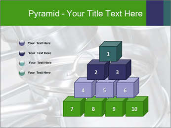 Stacked saucpans PowerPoint Template - Slide 31