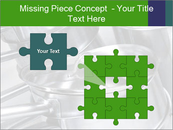 Stacked saucpans PowerPoint Template - Slide 45