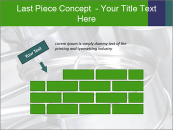 Stacked saucpans PowerPoint Template - Slide 46