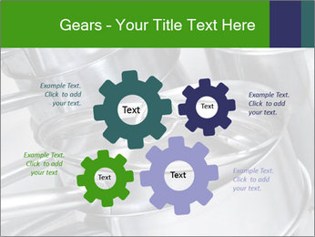 Stacked saucpans PowerPoint Template - Slide 47