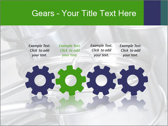 Stacked saucpans PowerPoint Template - Slide 48