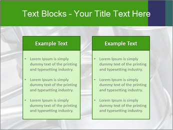 Stacked saucpans PowerPoint Template - Slide 57