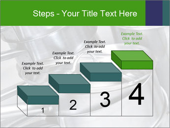 Stacked saucpans PowerPoint Template - Slide 64