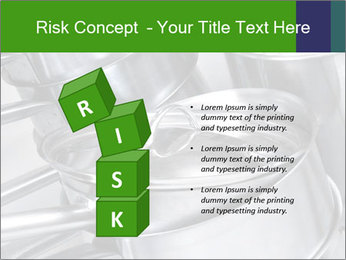 Stacked saucpans PowerPoint Template - Slide 81
