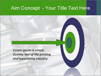 Stacked saucpans PowerPoint Template - Slide 83
