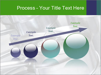 Stacked saucpans PowerPoint Template - Slide 87