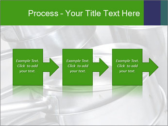 Stacked saucpans PowerPoint Template - Slide 88